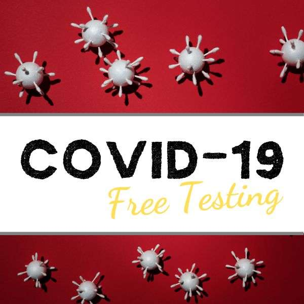 Wednesday Morning COVID-19 Update: Deaths Reported In Burke, Caldwell Counties, Free Testing Coming Up In Burke