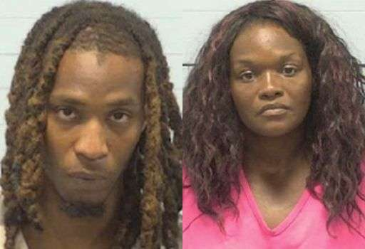 Morganton Residents Charged With Break-in, Drug Offenses