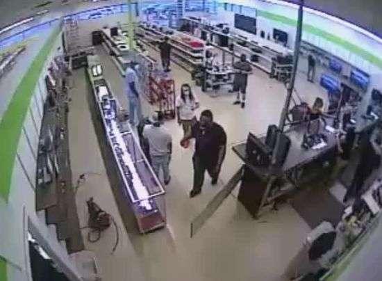 Suspects Sought In Church Break-in, Robbery
