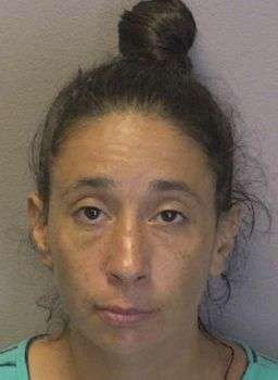 Lenoir Woman Arrested In Hickory On Out-of-State Fugitive Warrant
