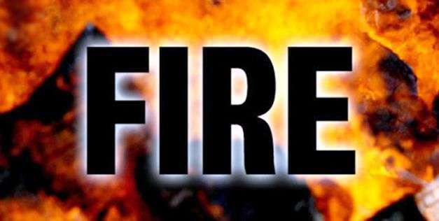 Fire Destroys Home In Morganton
