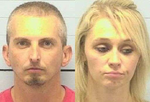 Two From Morganton Arrested On Felony Meth Charges