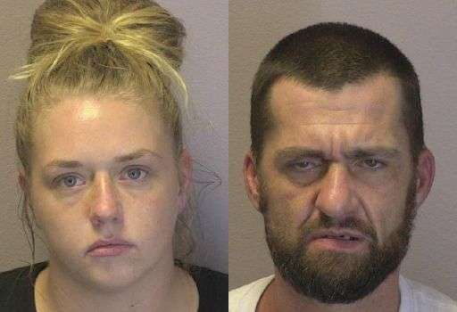 Two Arrested Early This Morning On Felony Drug Charges