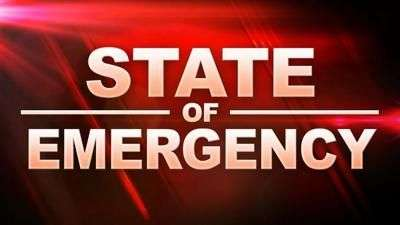 Wastewater Overflows Reported, State Of Emergency Declared