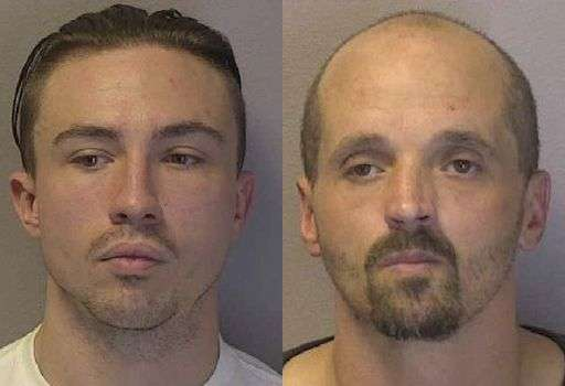Two Arrested In Hickory; One On Fugitive Warrant & One On Meth Charge