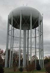 Cell Tower Equipment To Be Upgraded On Morganton Water Tower