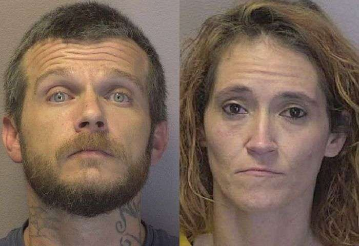 Two Hickory Homeless Persons Arrested On Drug & Failure To Appear Charges