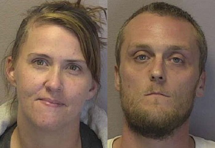Two Arrested In Hickory On Meth & Heroin Charges