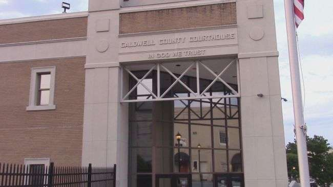 DA's Office In Caldwell County Closed Due To Positive COVID-19 Test