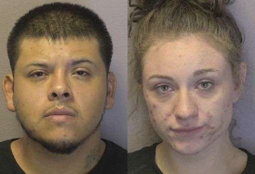 Two Arrested In Hickory On Felony Trafficking Charges
