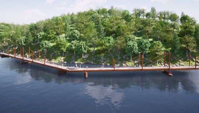 Hickory City Council Approves Contract For Final Phase Of Riverwalk Construction