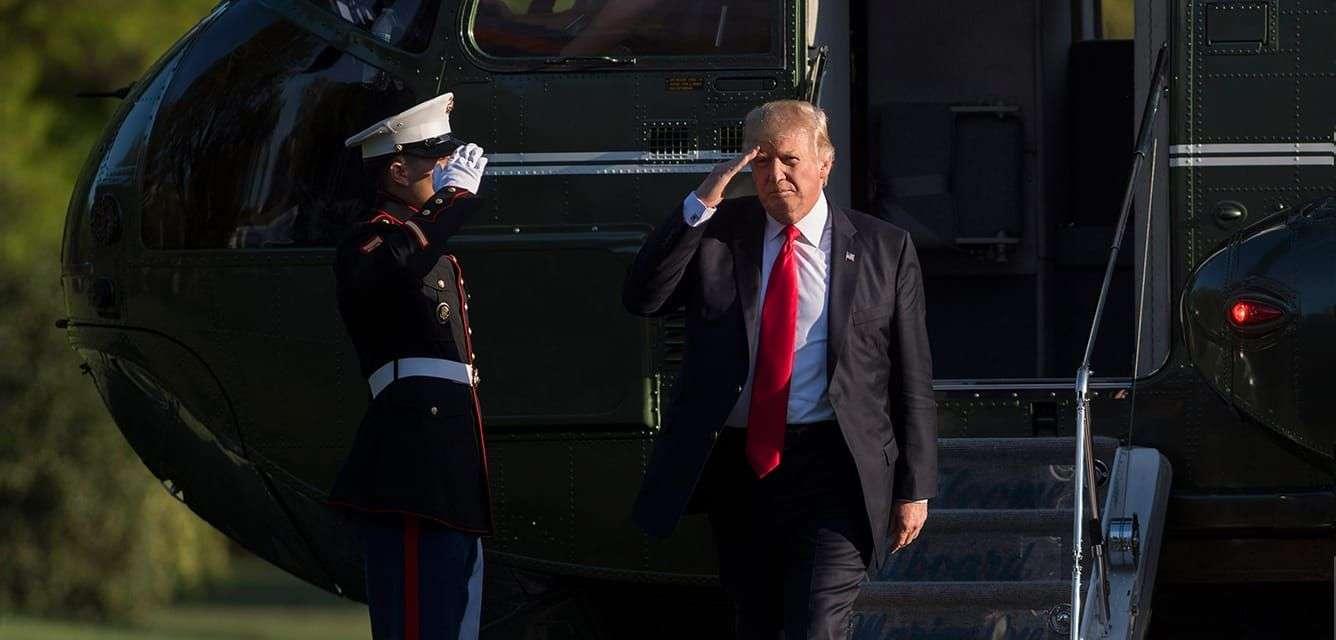 President Trump To Visit Hickory Sunday