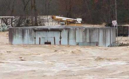 Officials Report Discovery Of Sixth Victim In Alexander County Flooding