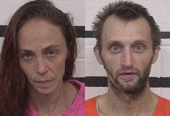 Two Lenoir Residents Charged With B&E And Larceny