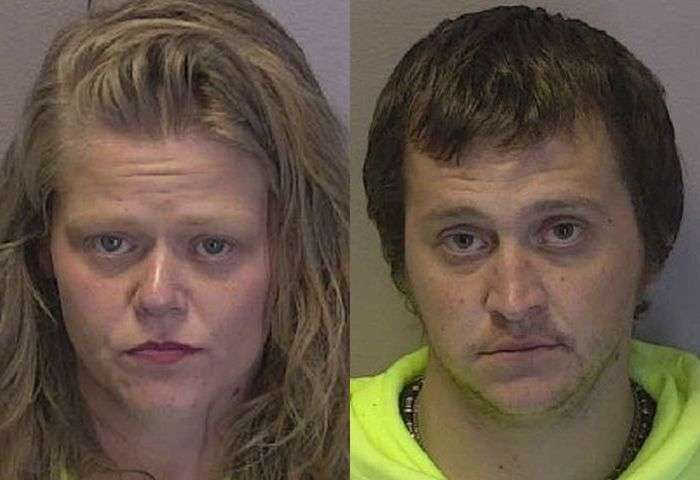 Two From Lenoir Arrested In Hickory On Outstanding Warrants For B&E