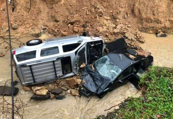 Four People Confirmed Deceased As A Result Of Weather Issues In Alexander County