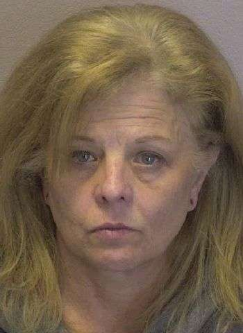 Hickory Woman Arrested On Felony Meth Charge