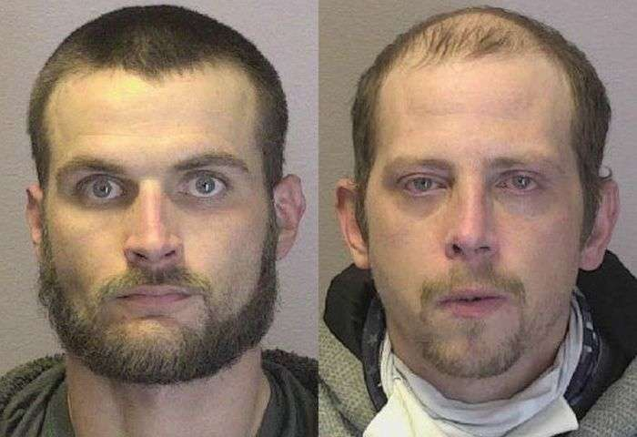 Two Arrested In Hickory On Felony Meth Charges