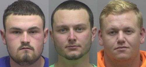 Multiple Suspects Charged With Felonies In Connection To Theft Of Street Signs