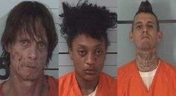 Wanted Suspects Sought In Burke County