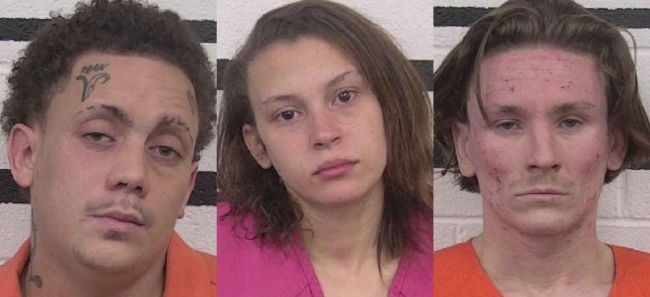 Wilkes County Residents Charged With Trafficking In Caldwell County