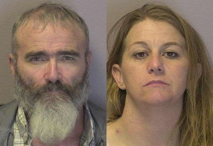 Two Arrested In Hickory On Stolen Vehicle Charge