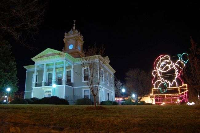 Holiday Events Scheduled For Downtown Morganton