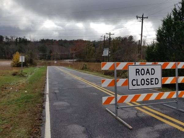 Fifth Death Confirmed In Alexander County Flooding