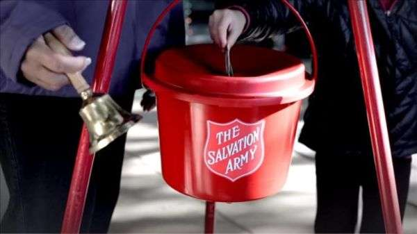 Salvation Army Holiday Season Kick-Off Event Scheduled Friday