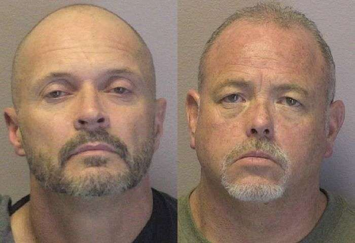 Two Granite Falls Men Arrested In Hickory On Meth Charges
