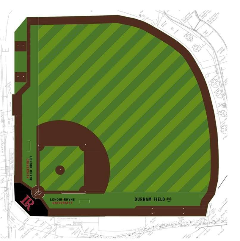 L-R Baseball To Receive AstroTurf Playing Surface, To Be Named Durham Field