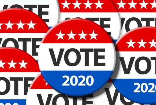 Election Day Today, Polls Open Until 7:30 P.m.