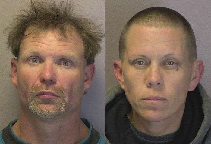 Two Arrested In Hickory On Felony Drug Charges