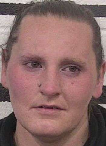 Morganton Woman Arrested By Caldwell County Authorities On Drug Charge