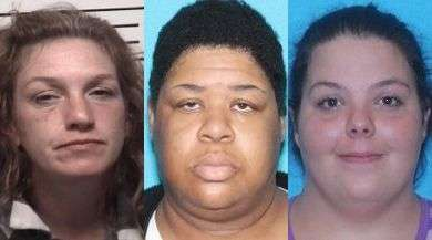 Wanted Suspects Sought In Area County