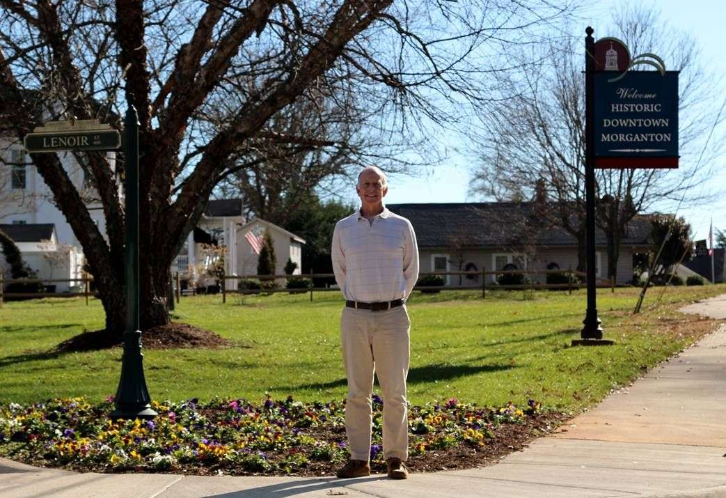 Morganton's Public Works Director Retiring