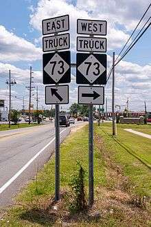 Work Scheduled On Hwy. 73 In Lincoln County In January