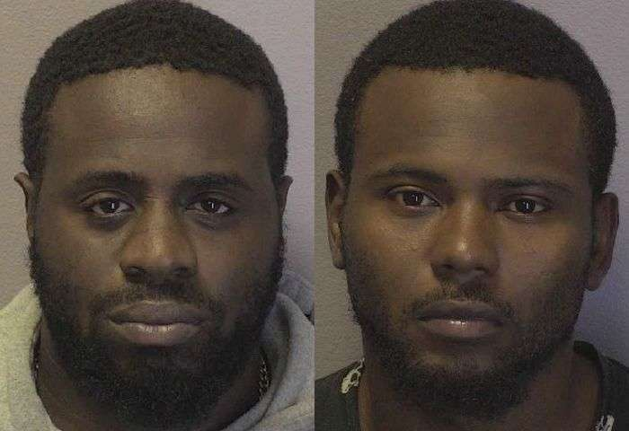 Two Arrested On Felony Firearms Charges