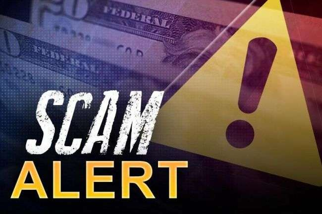 Scam Warning Issued By Catawba Sheriff's Office