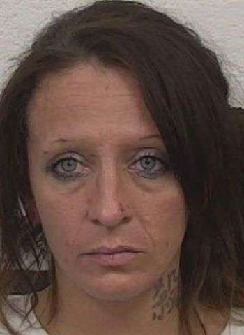 Lenoir Woman Arrested On Meth Charge