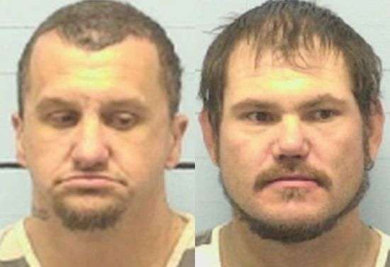Two Suspects Charged, One Apprehended After Barricading Himself In Home