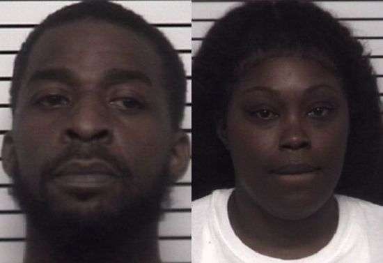Suspects Arrested Following Traffic Stop During Which Meth & Crack Was Reportedly Seized