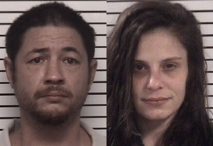 Two Arrested In Statesville On Felony Heroin Charges