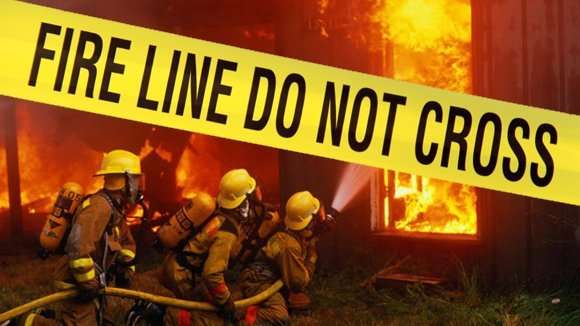Alexander County Home Destroyed In Late Night Blaze
