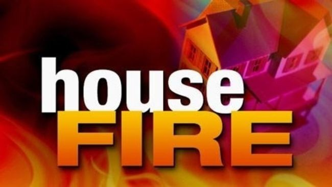 Home Destroyed In Thursday Afternoon Fire