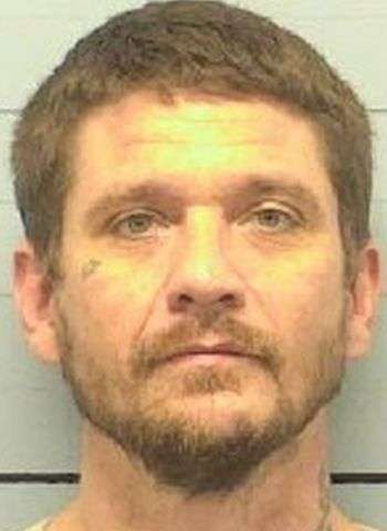 Man Jailed In Burke County On Meth Charge