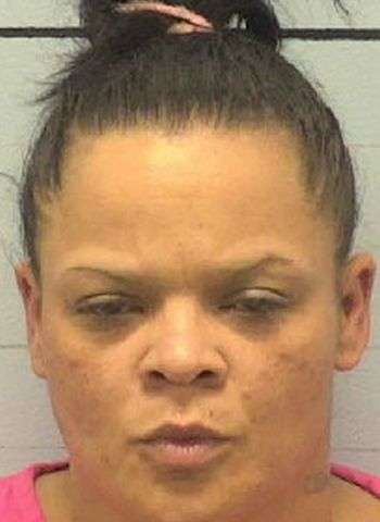 Woman Arrested In Morganton On Felony Drug Charge