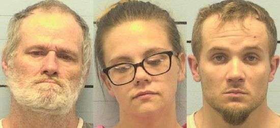 Three Suspects Charged With Felony Offenses After Officers Respond To Hickory Address