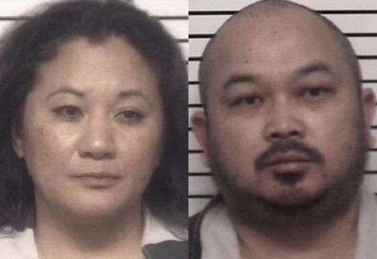 Catawba County Residents Arrested After Officers Reportedly Found Six Pounds Of Pot In Vehicle
