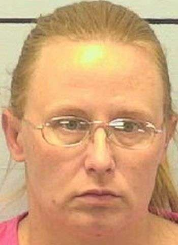 Woman Arrested On Felony Drug Charge